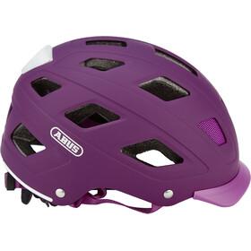 ABUS Hyban Fietshelm, core purple